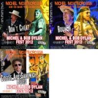 Michel Montecrossa's Michel & Bob Dylan Fest, Set