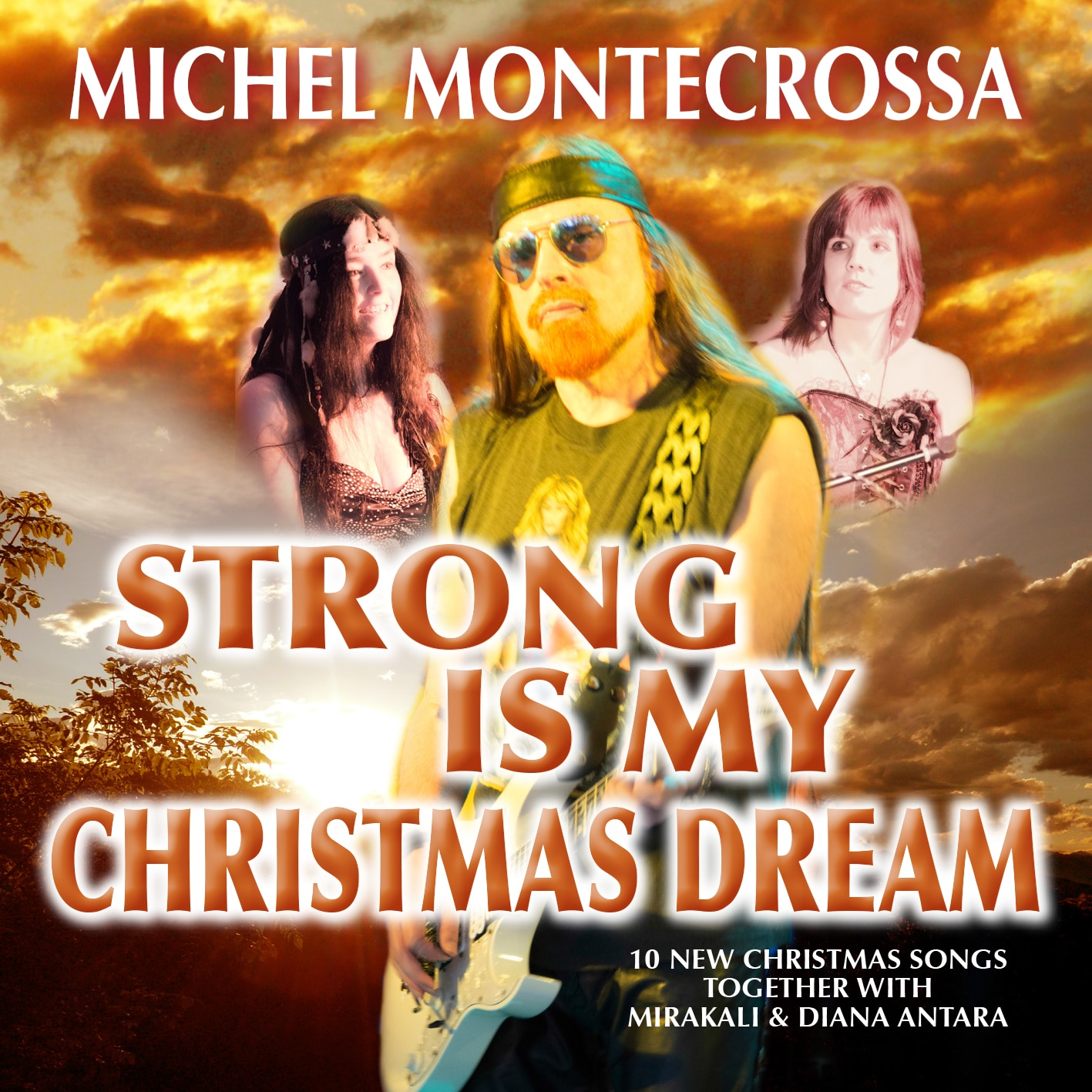 My Christmas Dream.Strong Is My Christmas Dream
