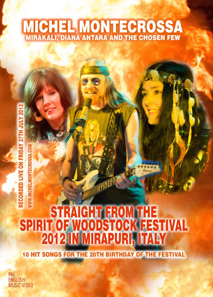 Straight From The Spirit of Woodstock Festival, Video Download