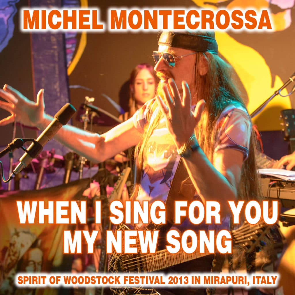 When I Sing For You My New Song