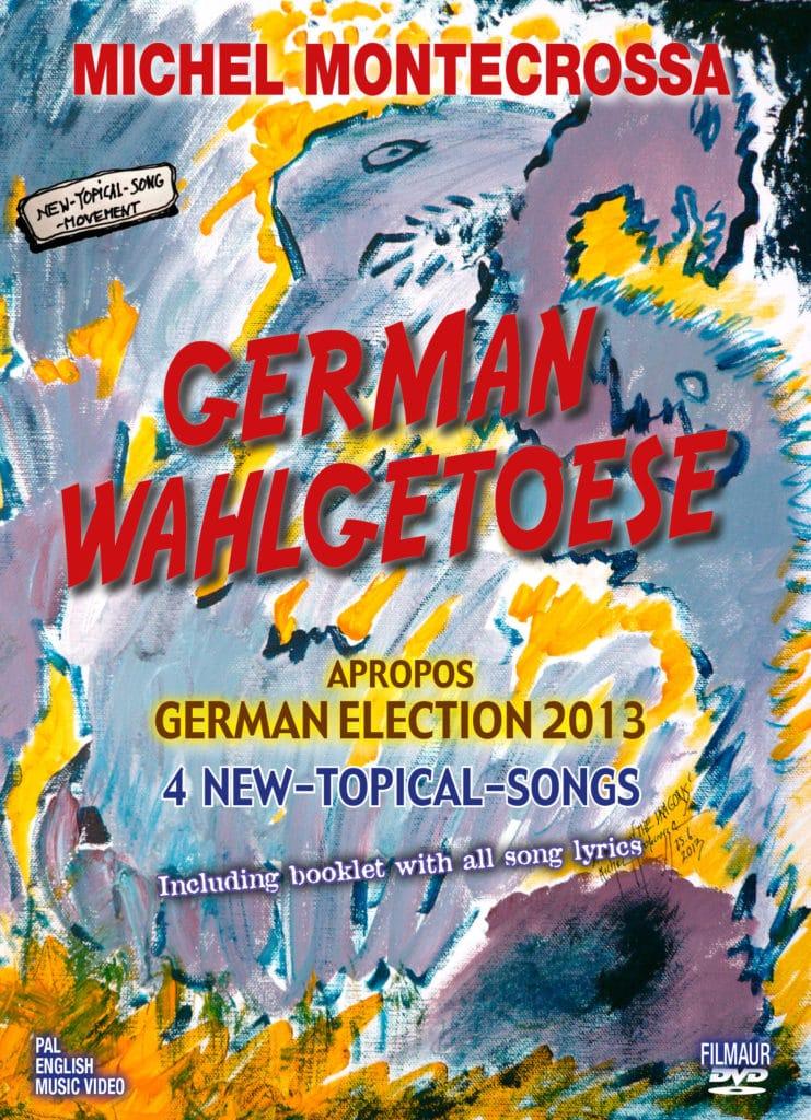 German Wahlgetoese, DVD