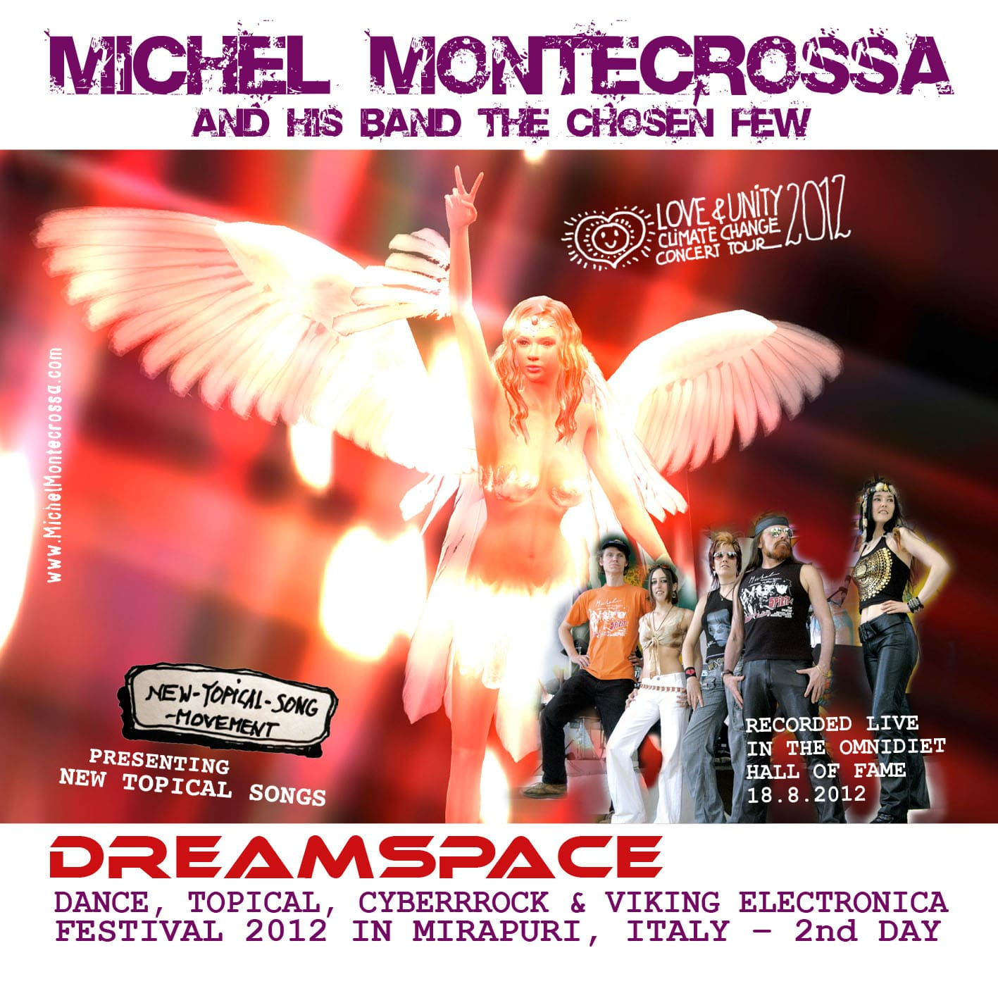 DreamSpace Festival 2012, Disc 2