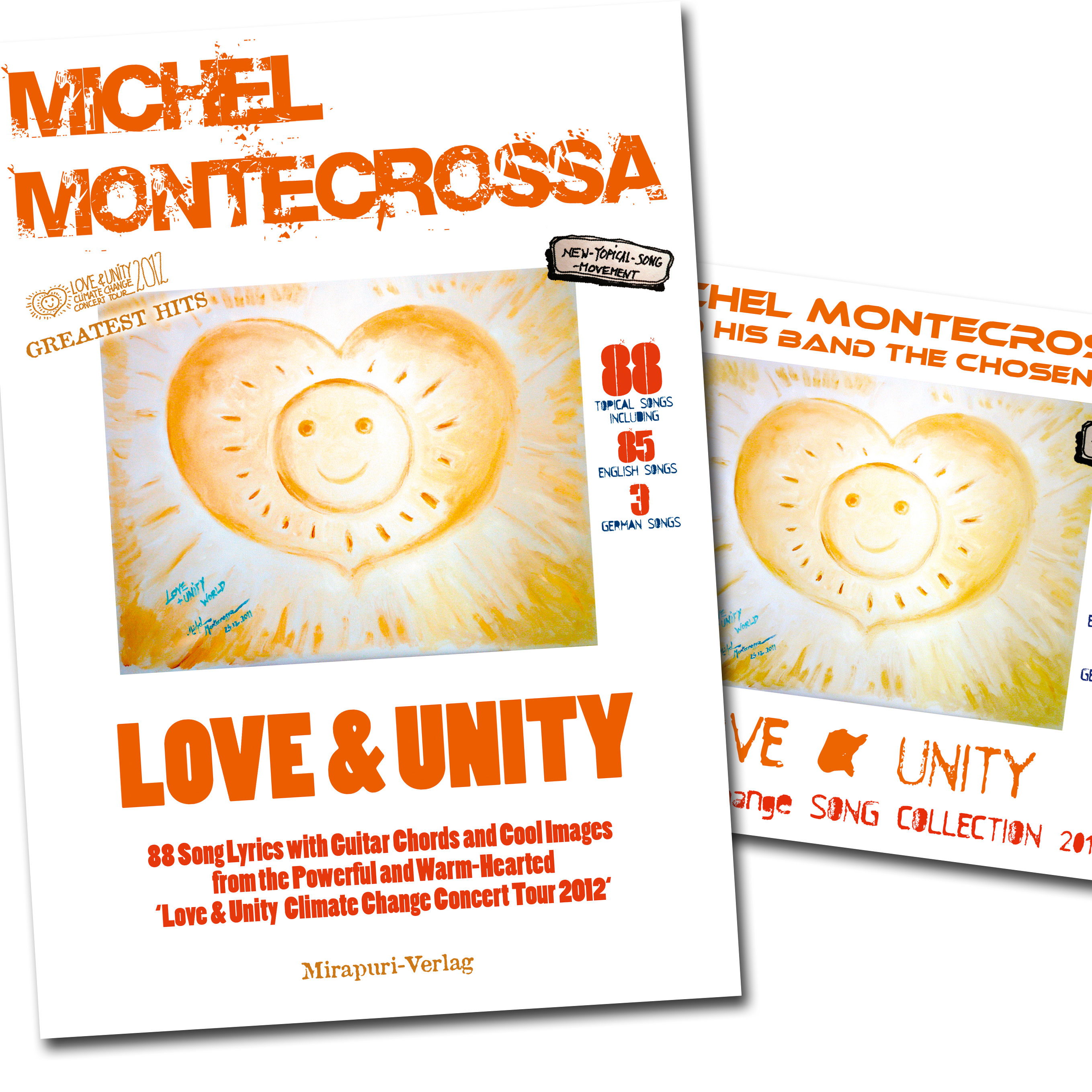 Love & Unity CD-Box & Book