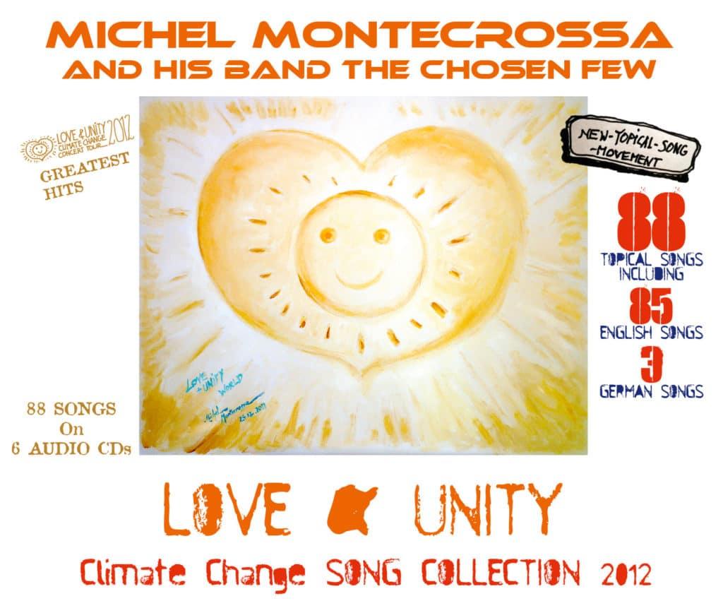 Love & Unity CD-Box
