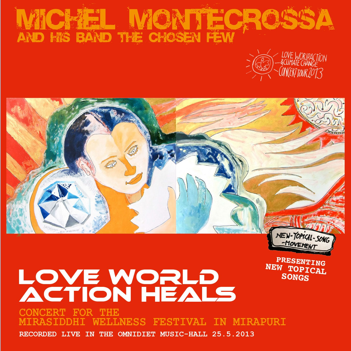 Love World Action Heals Concert