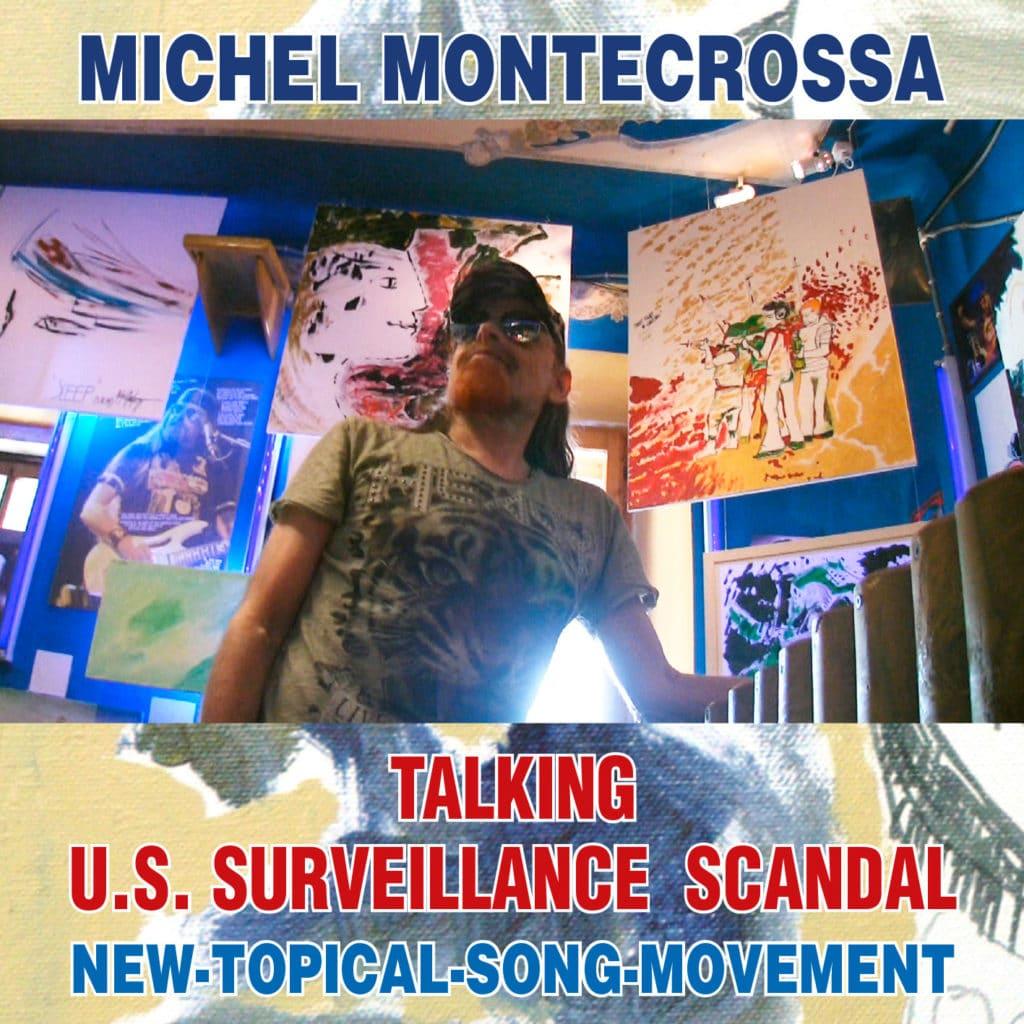 Talking U.S. Surveillance Scandal