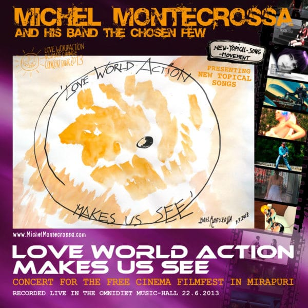 Love World Action Makes Us See