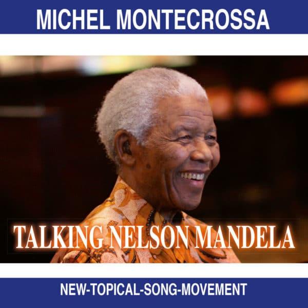 Talking Nelson Mandela