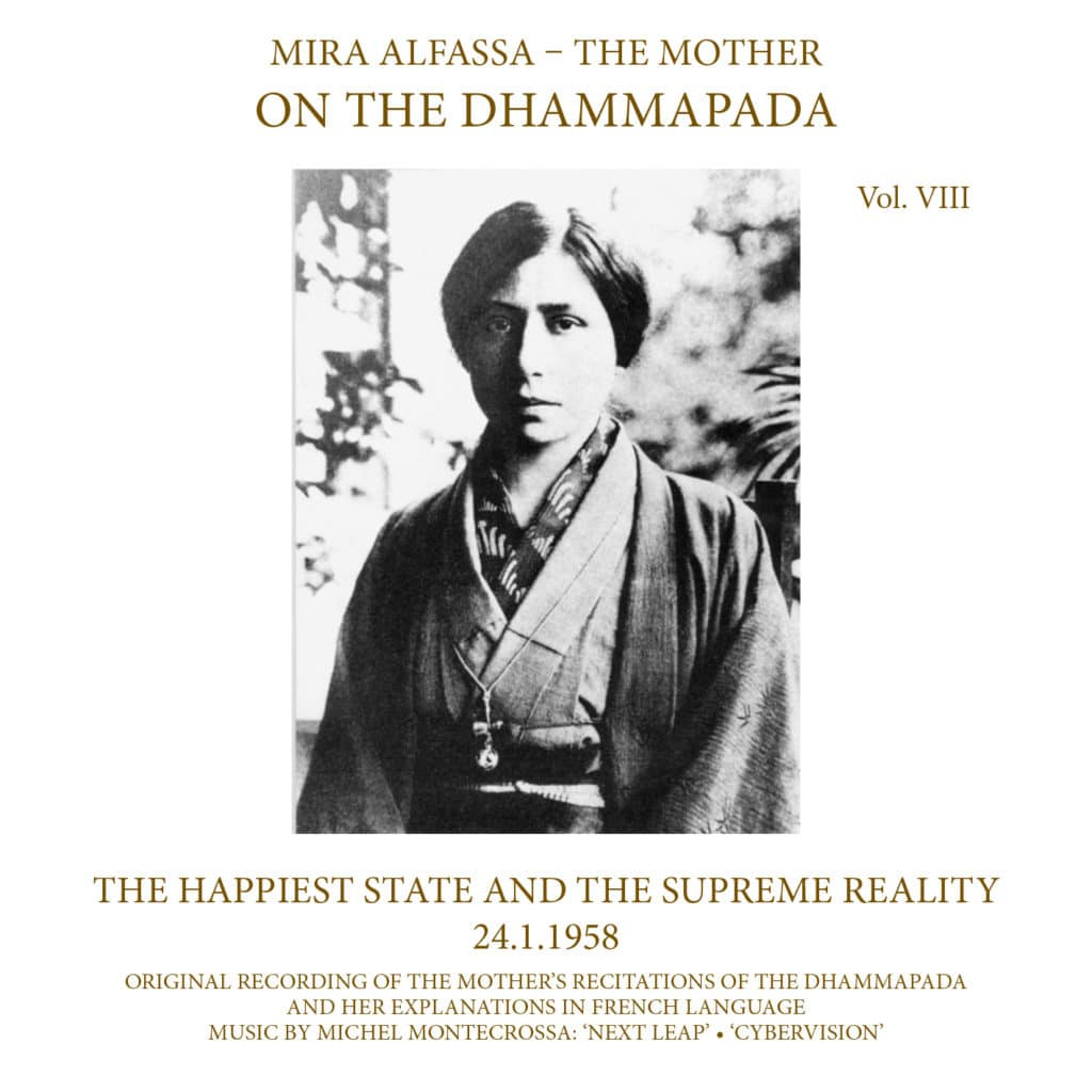 Vol 8 The Happiest State and the Supreme Reality