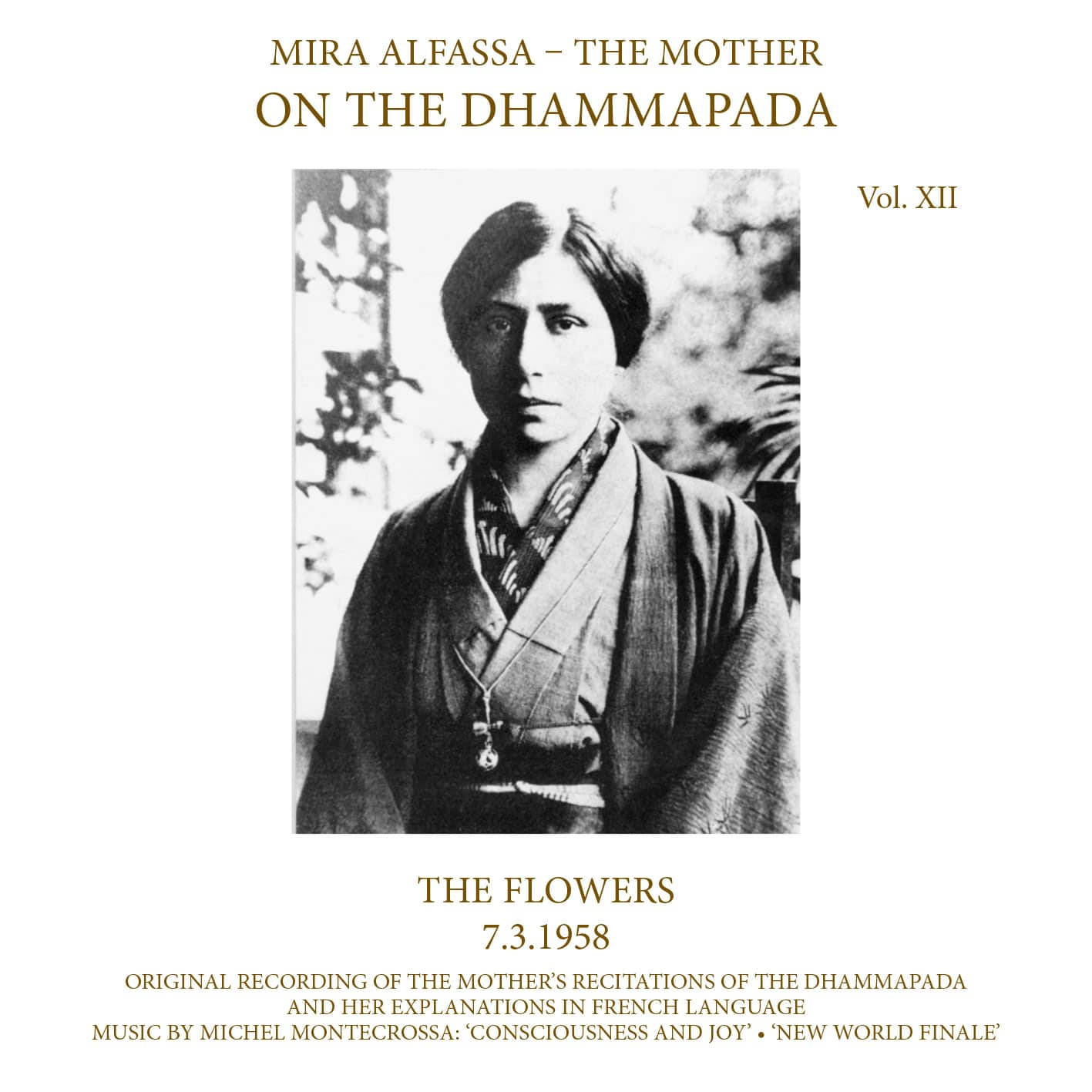 Vol 12 The Flowers