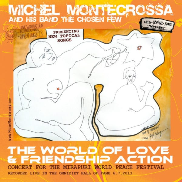 The World Of Love & Friendship Action Concert
