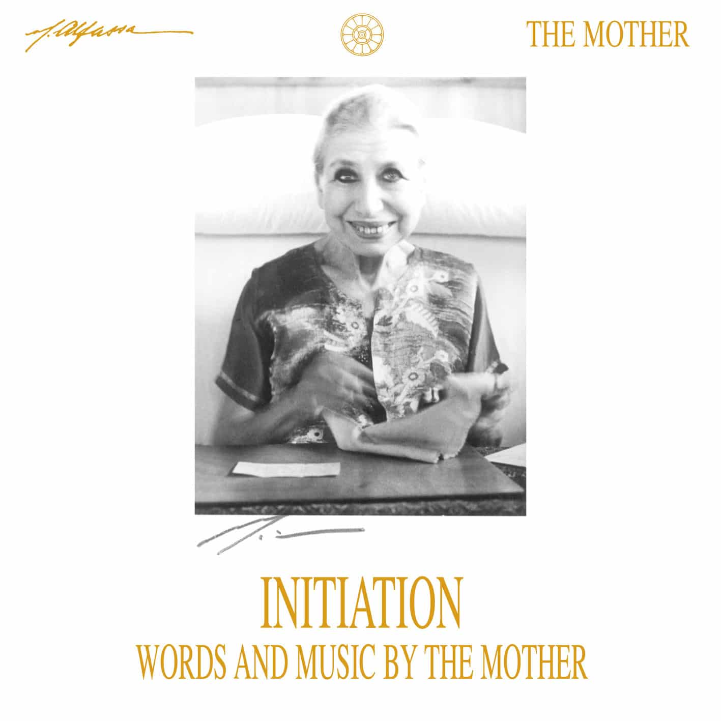 Initiation - Words and Music by The Mother