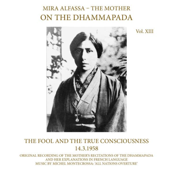 Vol 13 The Fool and the True Consciousness