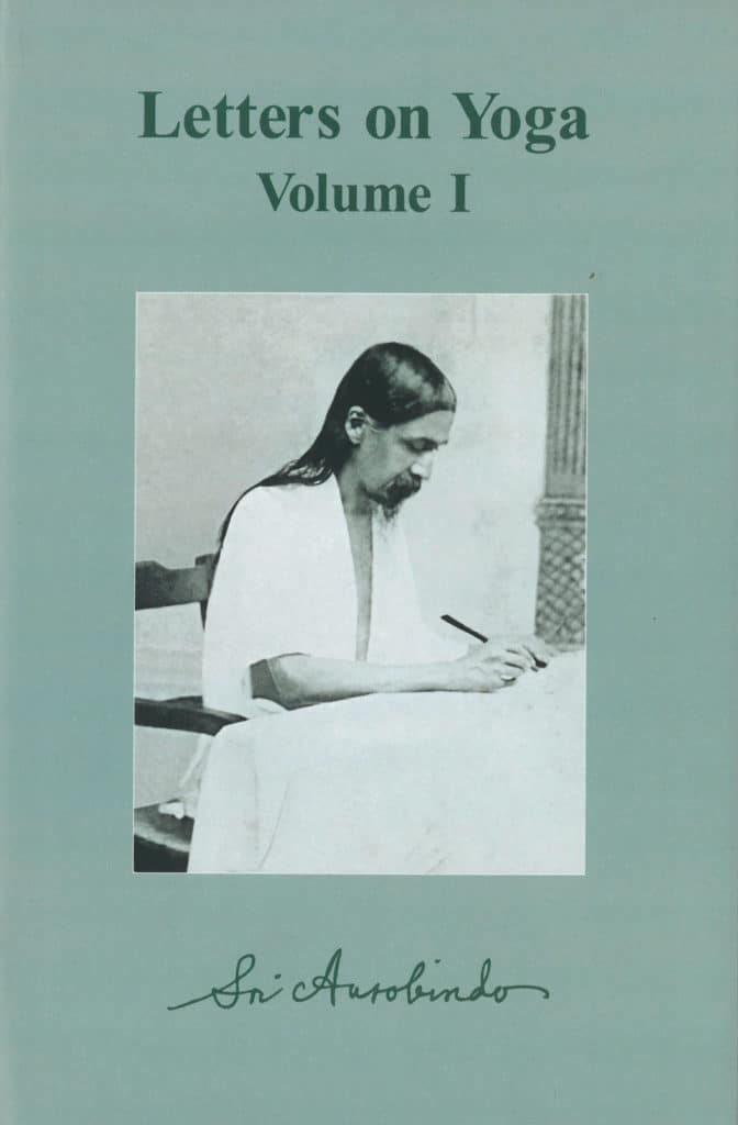 Letters on Yoga, Volume I