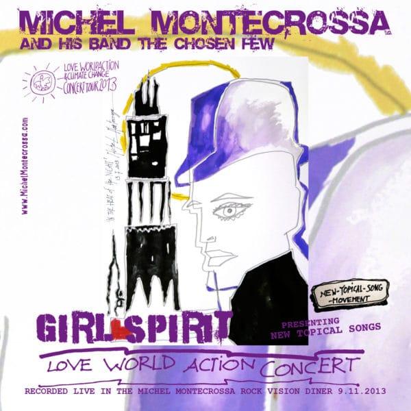 Girl Spirit Love World Action Concert