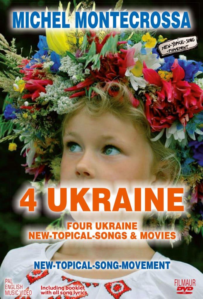 4 Ukraine DVD