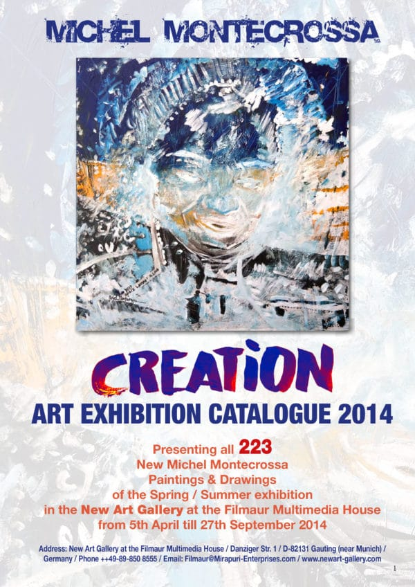 Creation Art Exhibition Catalogue 2014