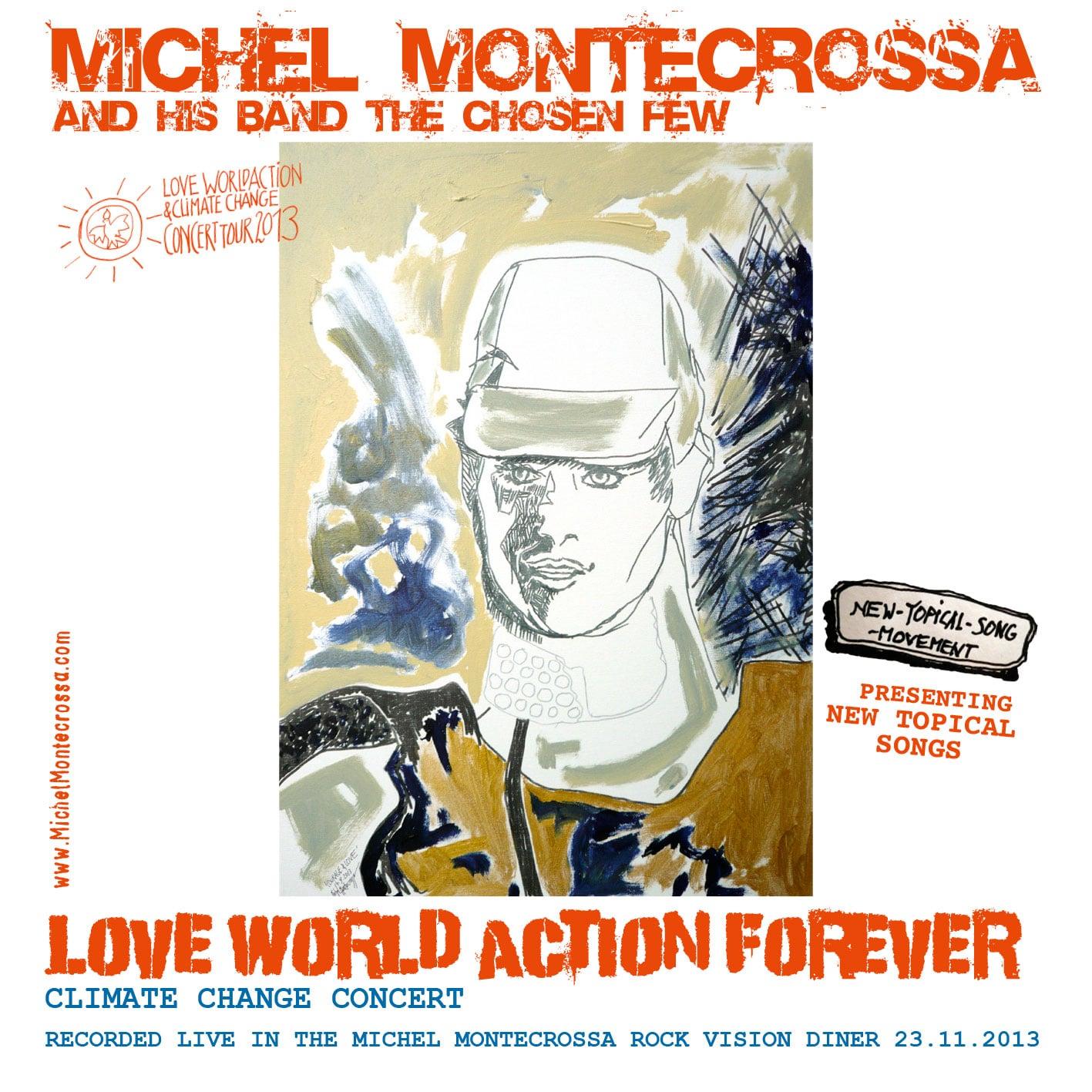 Love World Action Forever Concert