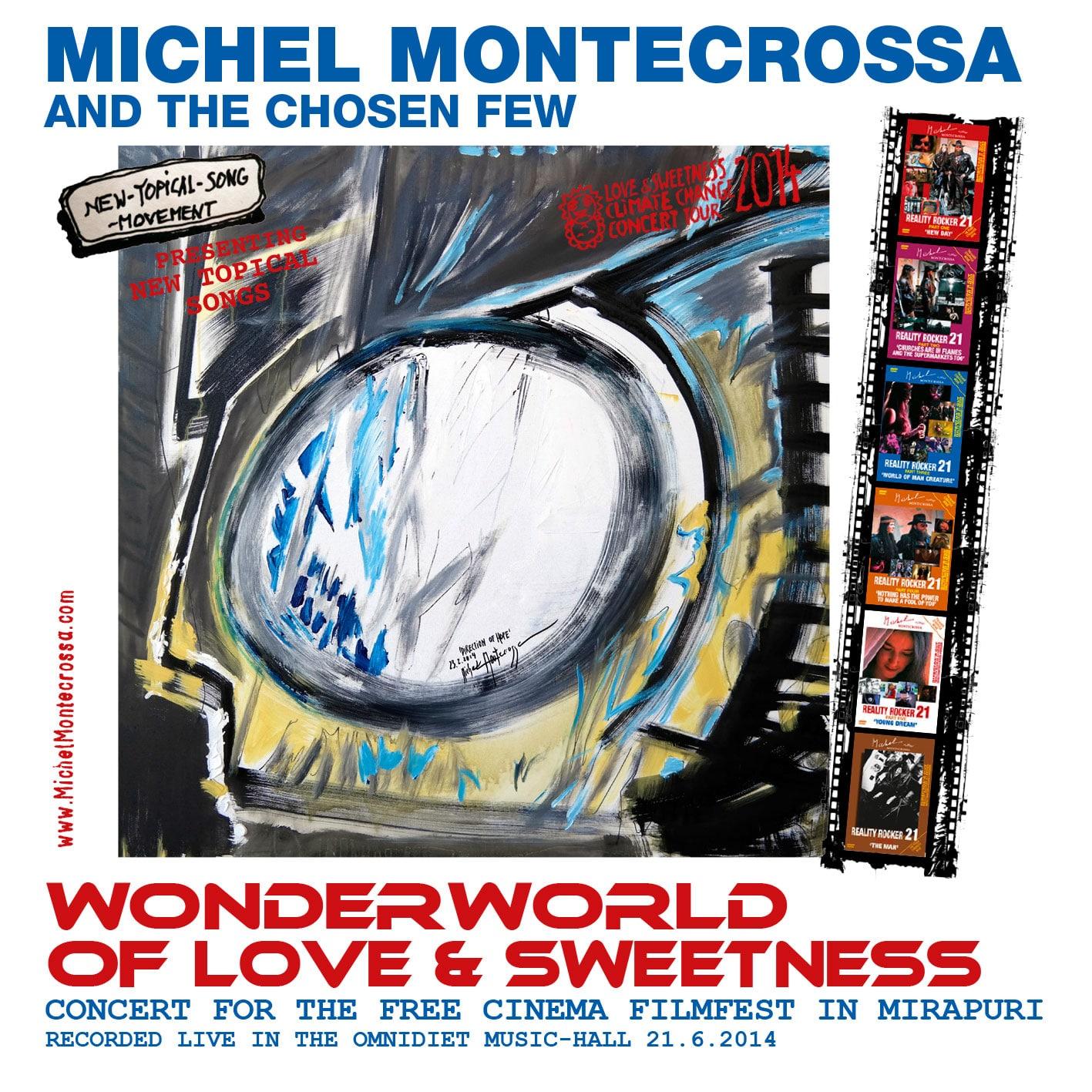 Wonderworld Of Love & Sweetness