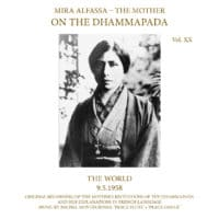 On The Dhammapada, Vol 20 - The World