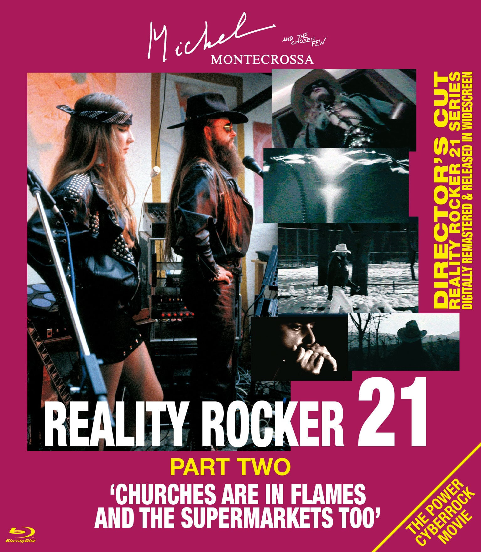Reality Rocker 21, Part 2: Churches Are In Flames And The Supermarkets Too