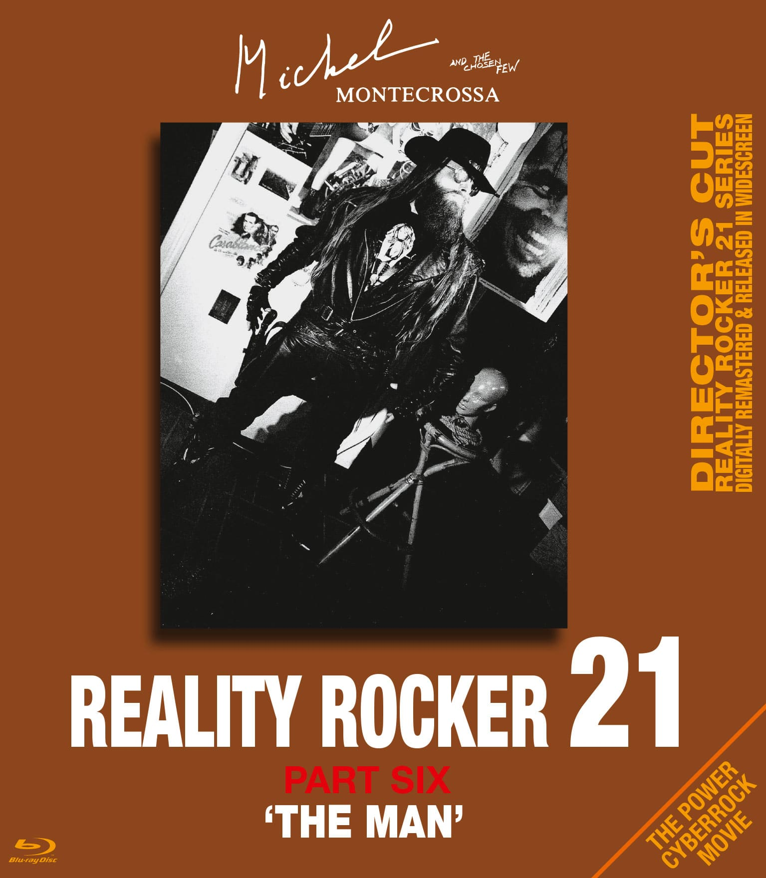 Reality Rocker, Part Six: The Man