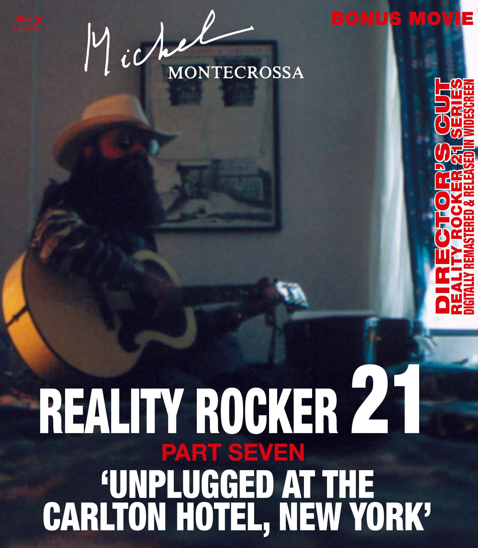 Reality Rocker 21, Part Seven: Unplugged At The Carlton Hotel, New York