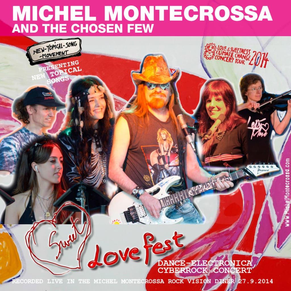 Sweet Lovefest Concert