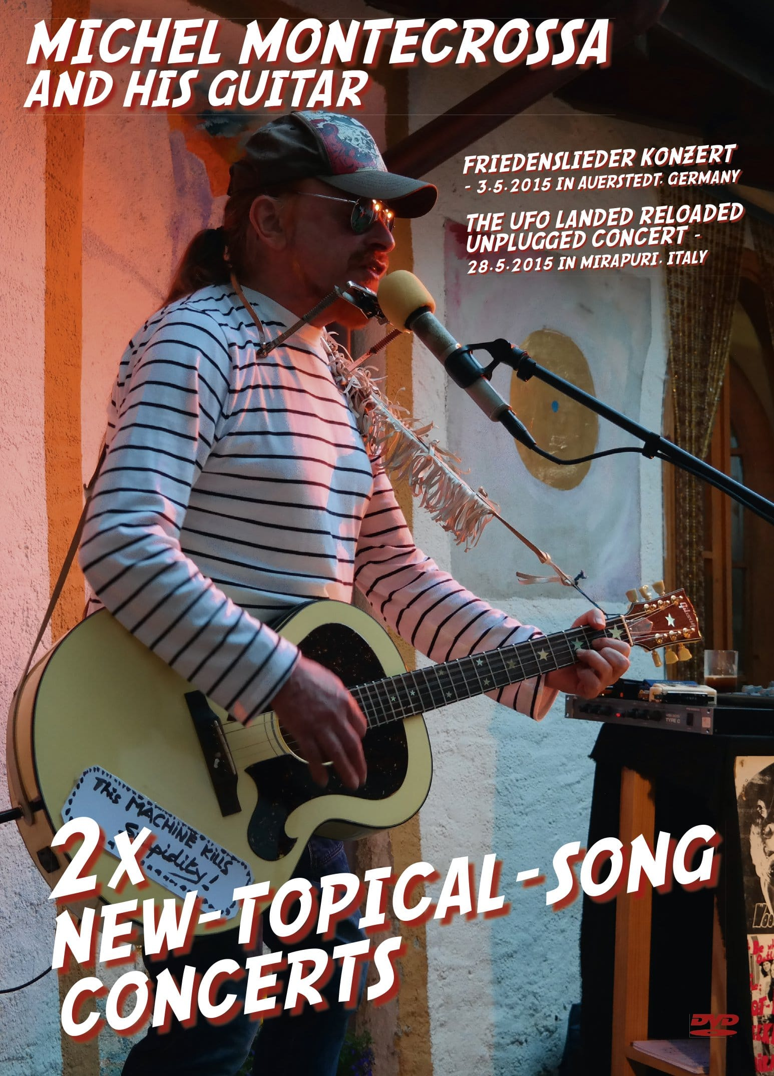 2x New-Topical-Song Concerts