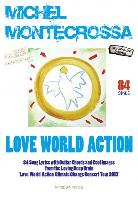 Love World Action Songlyrics Book
