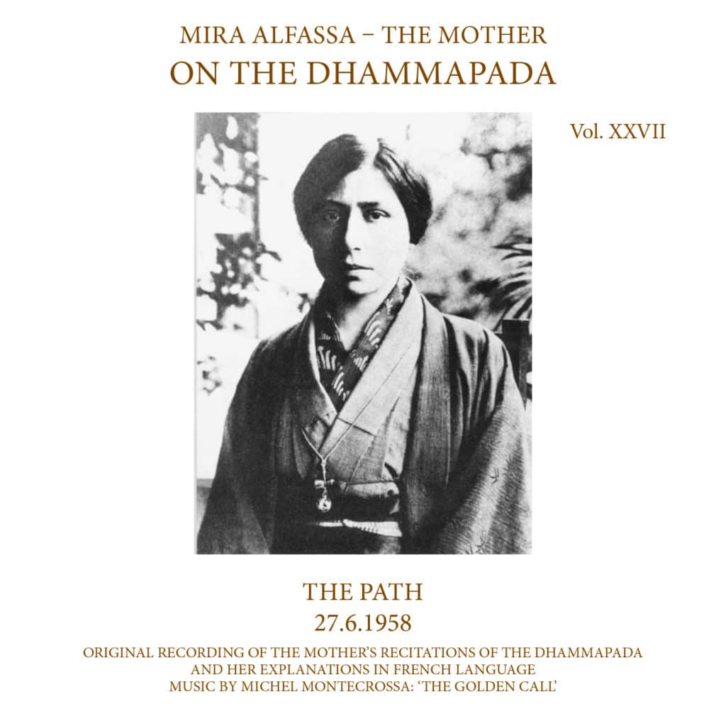 On The Dhammapada, Vol 27 - The Path