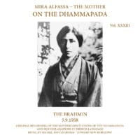On The Dhammapada, Vol 33 - The Brahmin