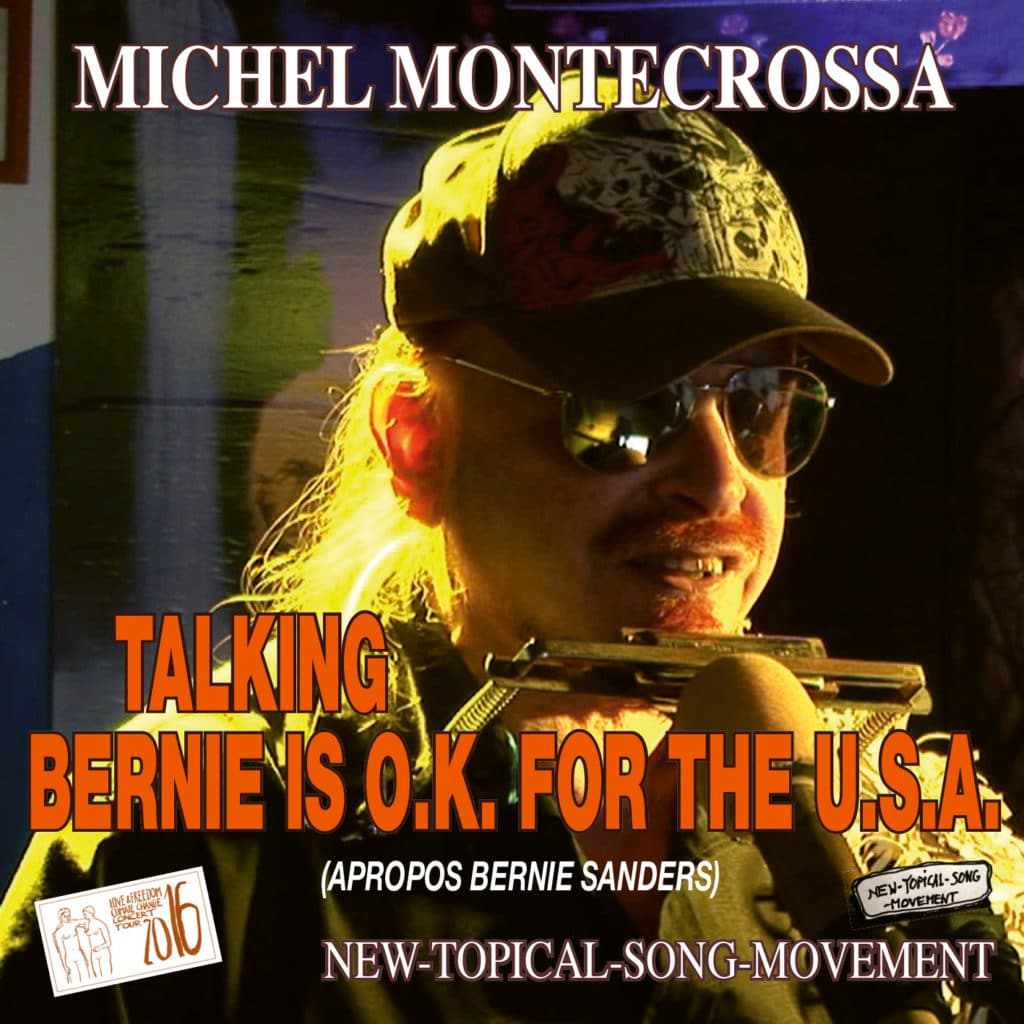 Talking: Bernie Is O.K. For The U.S.A.