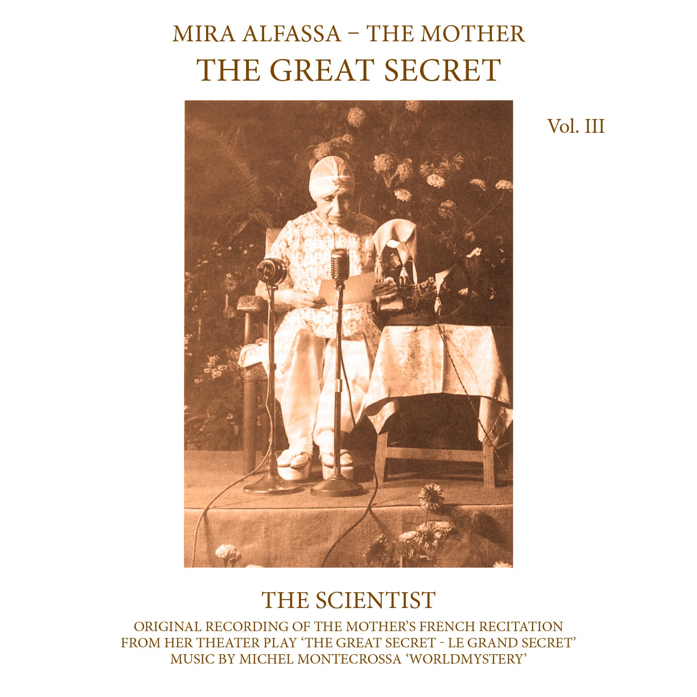 The Great Secret, Vol 5: The Scientist