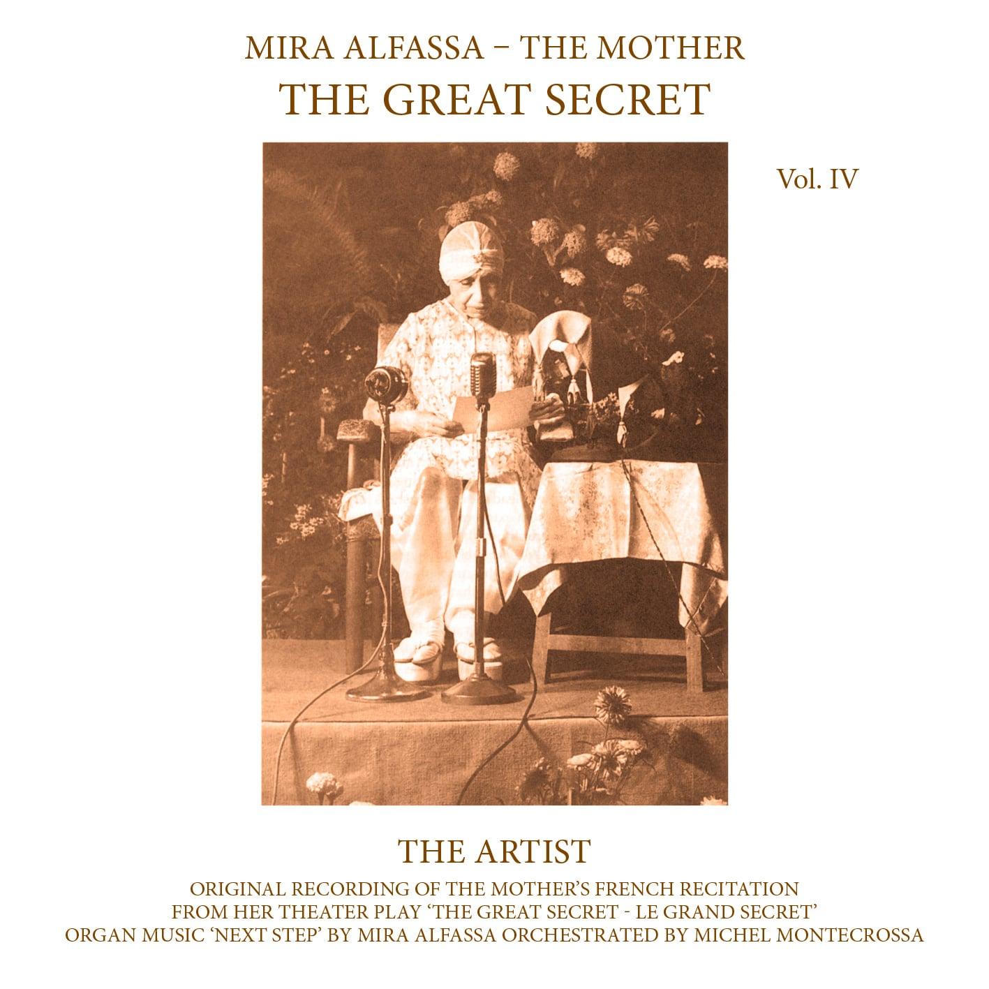 The Great Secret, Vol 4: The Artist