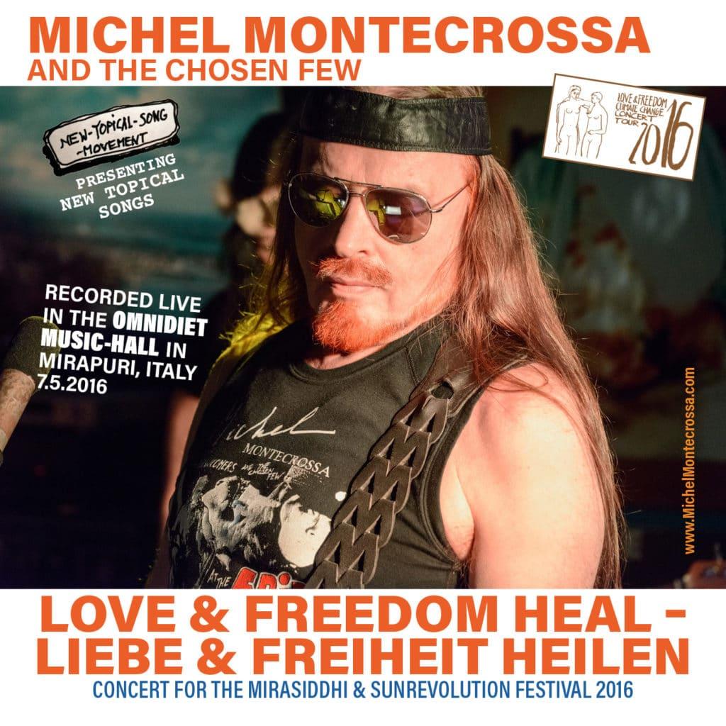 Love & Freedom Heal - Liebe & Freiheit Heilen Concert