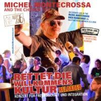 Rettet die Willkommens Kultur Reloaded Konzert