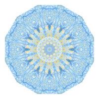 Blaues Aquarell 01