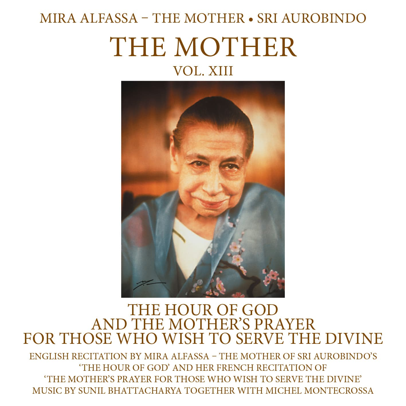 The Mother, Vol 13