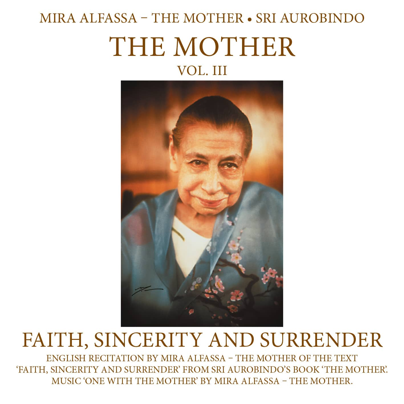 The Mother, Vol 3