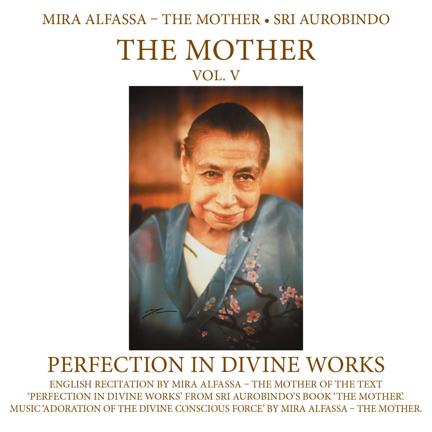 The Mother, Vol 5