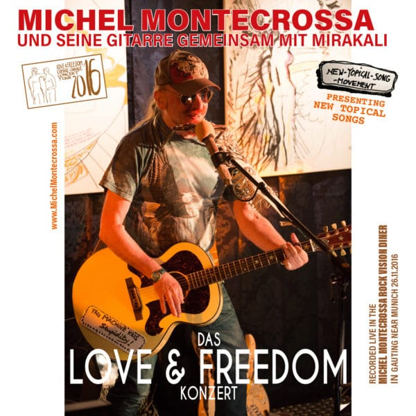 Das Love & Freedom Konzert