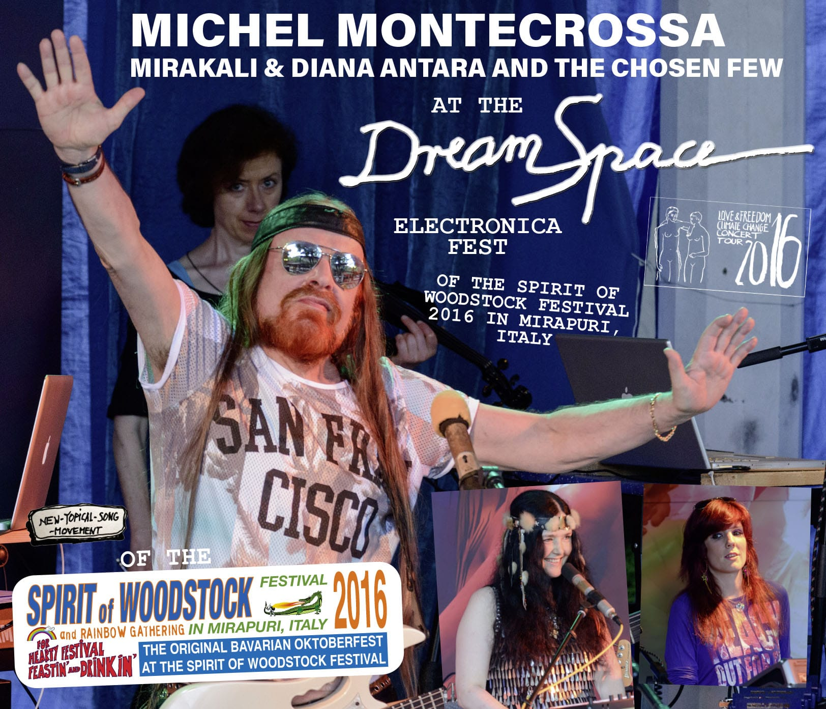 DreamSpace Electronica Fest 2016
