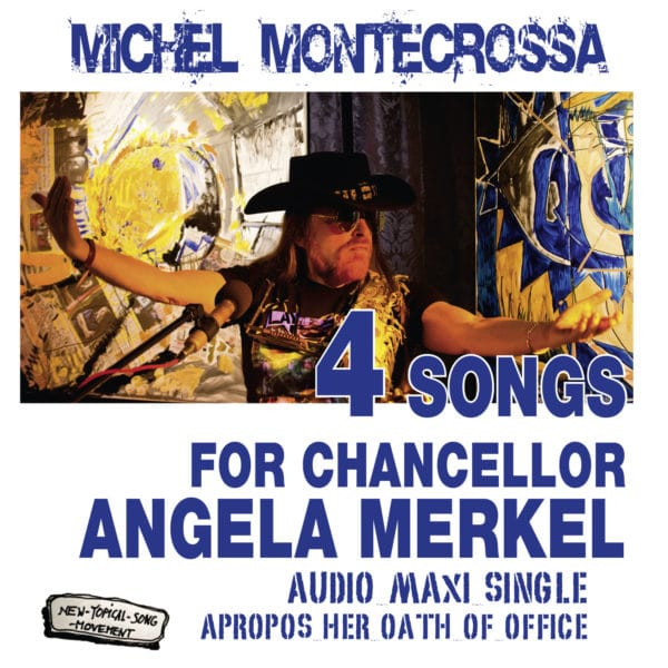 4 Songs For Chancellor Angela Merkel