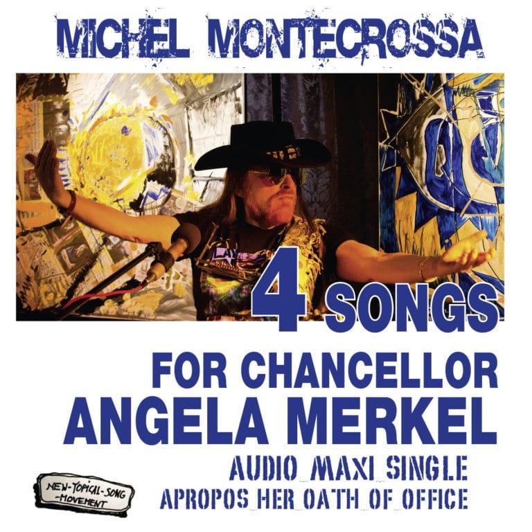4 Songs For Chancellor Angela Merkel