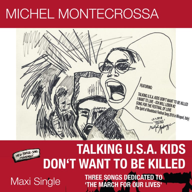 Talking U.S.A. Kids Don't Want To Be Killed