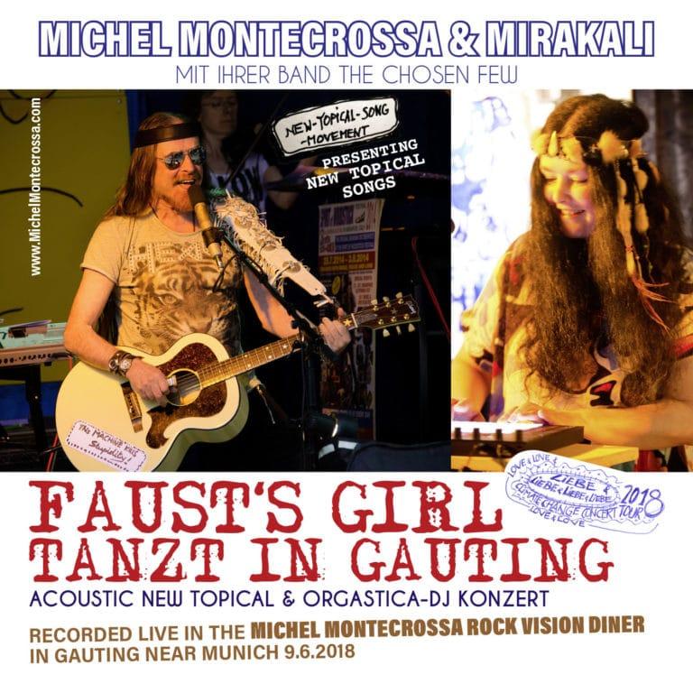 Faust's Girl Tanzt in Gauting Konzert