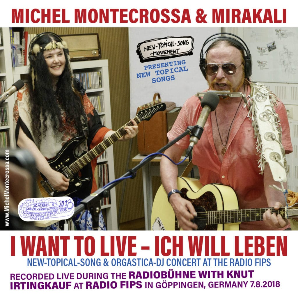 Ich Will Leben - I Want To Live Konzert