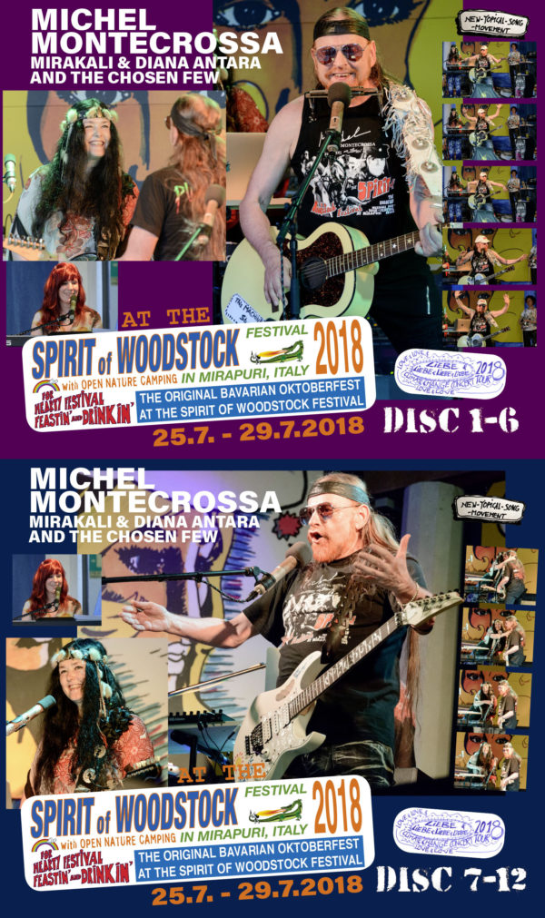 Spirit of Woodstock Festival 2018