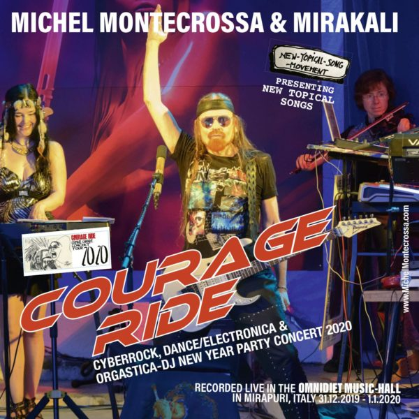 Courage Ride New Year Concert 2020